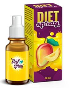 Spray diététique