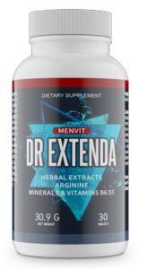Dr Extenda Menvit 20 gélules France