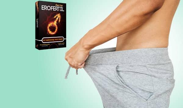 effet et résultats erofertil forte