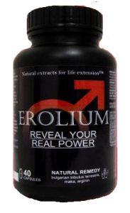Erolium Forte Max 40 capsules pour la puissance France