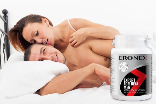 EroNex capsules avis commentaires