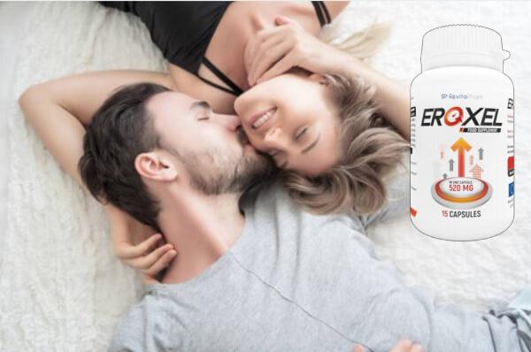 eroxel, capsules, paire, intimité