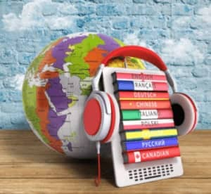 globe et langues