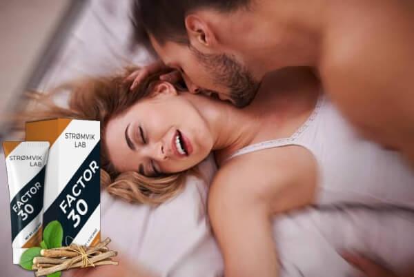 crème facteur 30, sexe, couple, libido