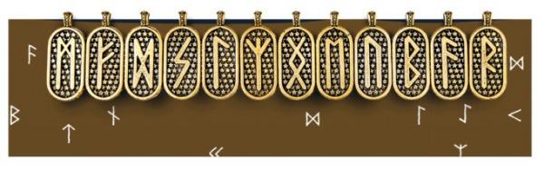symboles runiques