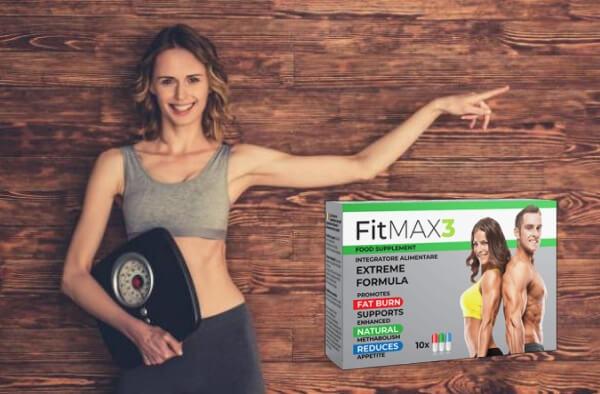 FitMax3, balance, femme