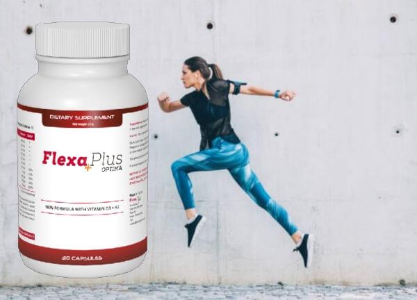 Flexa Plus Optima, femme sportive
