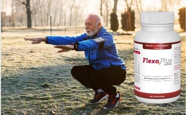 Flexa Plus Optima, homme âgé