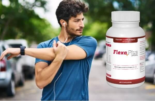 Flexa Plus Optima, étirements masculins