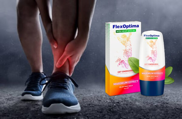 flexoptima, douleurs articulaires