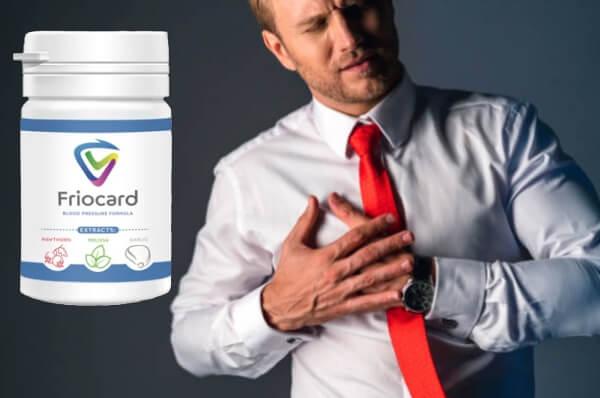 capsules, hypertension artérielle, homme, douleur cardiaque