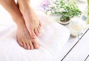 pieds de serviette, composition de fungalor premium plus