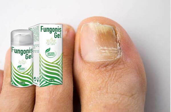mycose des pieds, gel