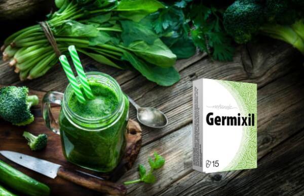 gélules de germixil, réception
