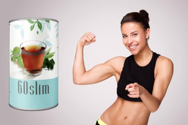 thé de perte de poids goslim