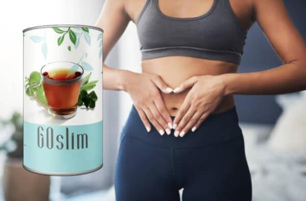 Commentaires sur le thé Goslim