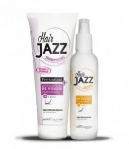 Hair jazz shampooing pour cheveux France