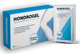 HondroGel sachet gel articulaire France