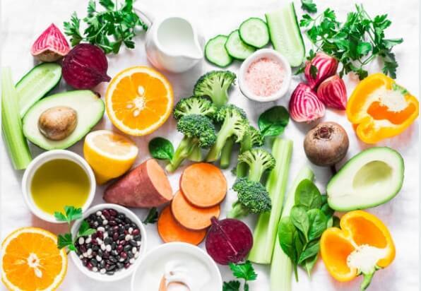 aliments pour une forte immunité