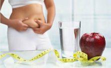 pomme, eau, centimètre, ventre