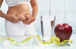 ventre, pomme, centimètre