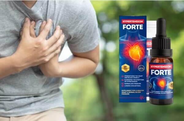 Hypertension Forte gouttes pour l'hypertension