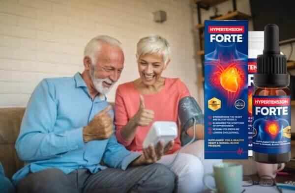 hypertension forte gouttes consommation utilisation