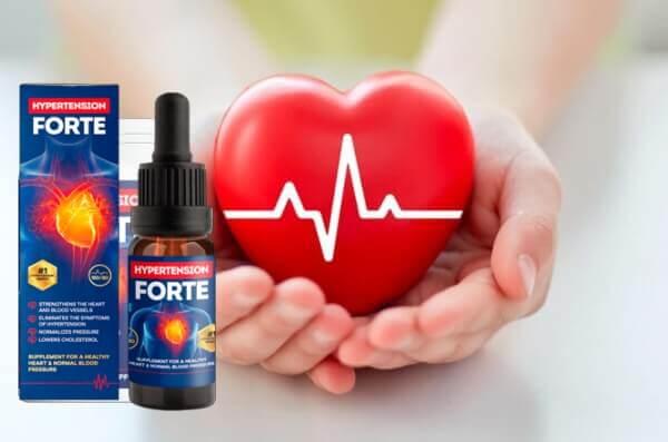HypertensionForte coeur