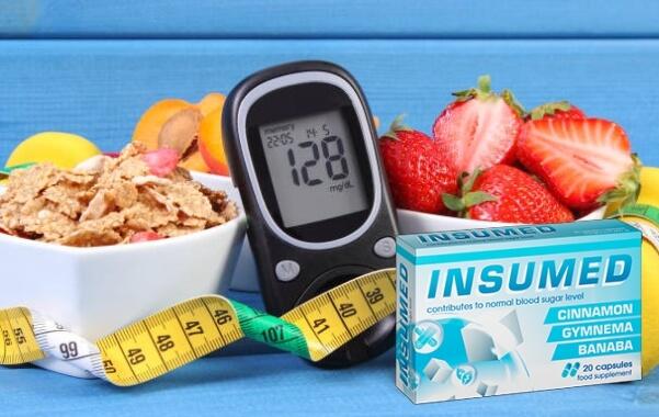 capsules insumées, diabète