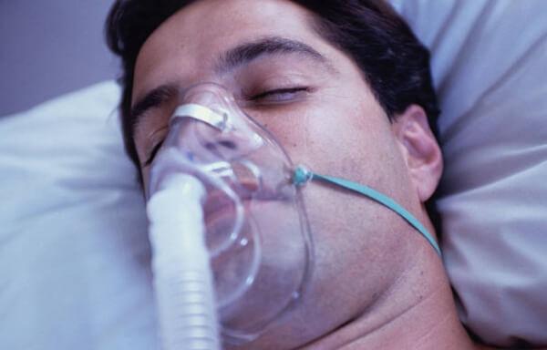 respirateur, homme