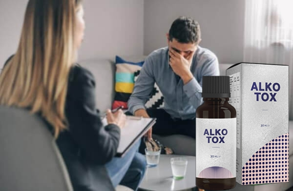 alcoolisme, gouttes alkotox