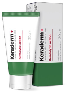 KeraDerm + crème France