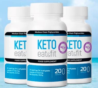 Keto Eat Fit Capsules France 20 pcs