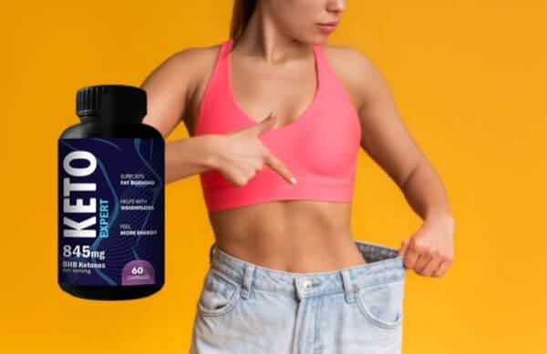 Gélules KETOEXPERT pour la perte de poids