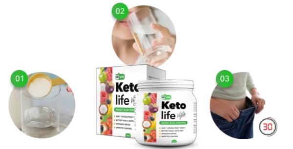 Instructions Keto Life