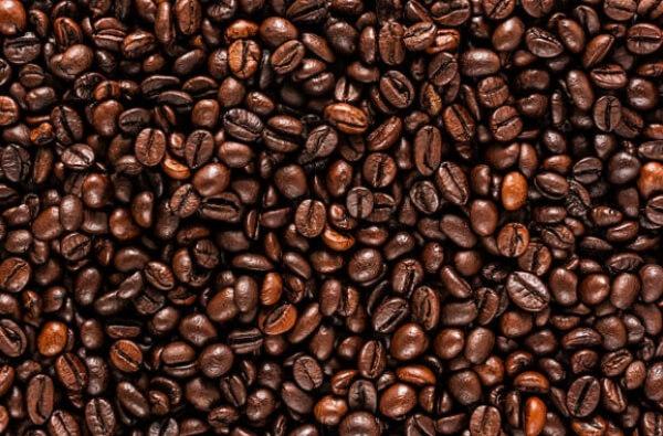 caféine, haricots
