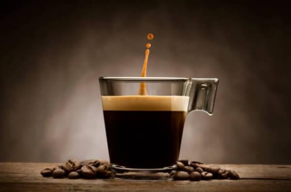 caféine, café