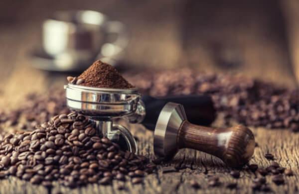 caféine, presse à café