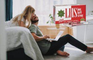 LHS Long Dur Couple fort et heureux