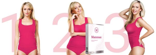 action des gélules mammax