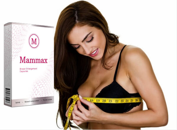 capsules mammax, augmentation mammaire, femme, seins