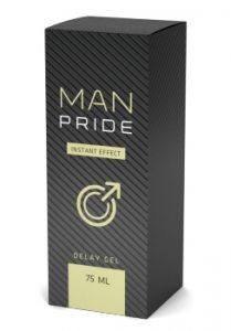 Gel Man Pride - emballage