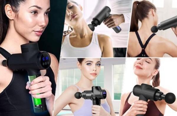Massage Gun masseur avis commentaires