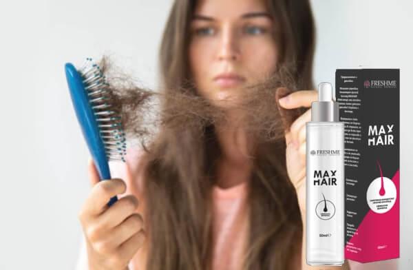 maxhair, chute de cheveux, cheveux