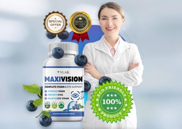 Ingrédients Maxi Vision