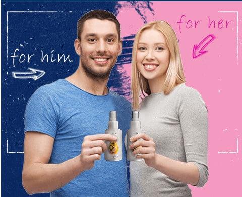 avis sur l'huile de méga cheveux merrill, homme, femme