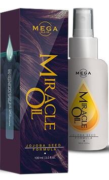 Mega Hair Miracle Oil pour cheveux France