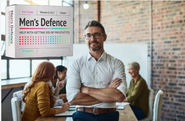 Défense des hommes, homme heureux