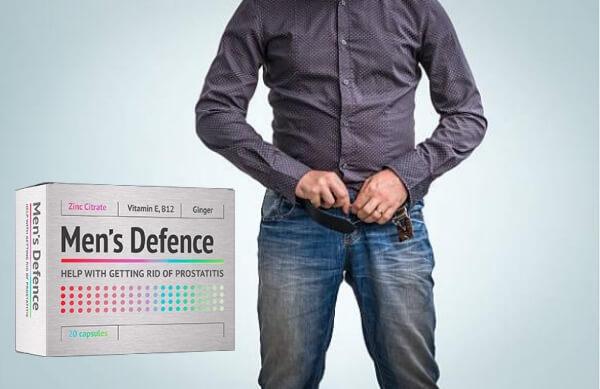 Défense des hommes, prostate