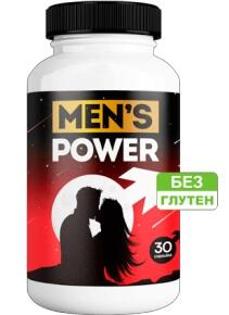Mens Power 30 gélules France